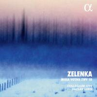 Missa Votiva ZWV 18 [New CD]