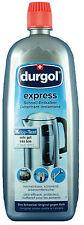 DURGOL® Express Entkalker 1 x 1 Liter Flasche, das Original aus der Schweiz