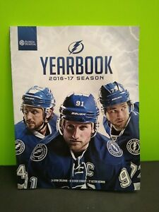 2016-17 Tampa Bay Lightning NHL Official Yearbook