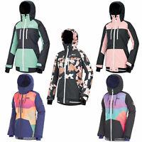 Picture Lander Print Jacket Damen-Snowboardjacke Skijacke Winterjacke Jacke NEU