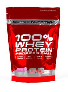 SCITEC NUTRITION Whey Protein Prof. 500g Matcha Tea MHD 10/2021