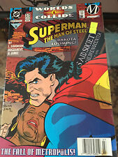 Worlds Collide  Superman The Man Of Steel No 35, Dokota Looming