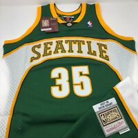 New Kevin Durant Seattle Supersonics 07 - 08 Mitchell & Ness Swingman Jersey XL