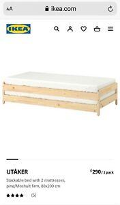 Ikea Stacking Beds - UTAKER