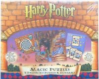 Harry Potter Magic Puzzles Pieces Jigsaw 3135 Hogwarts Wizardry Witchcraft