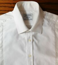 Marcella shirt Charles Tyrwhitt Jermyn Street mens formal dress Collar size 17