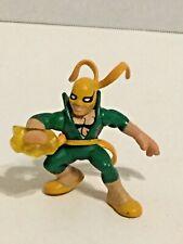 Marvel Super Hero Squad Iron Fist Imaginext Playskool Action Figure