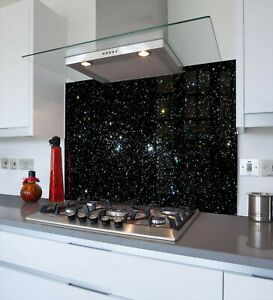 Printed Kitchen Glass Splashback - Toughened & Heat Resistant Cooker Panel 1059