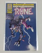 Malibu Comics Ultraverse Rune #1 (Unread)
