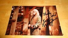 Kris Kristofferson Signed Picture Autographed With COA Singer Blade Vampire