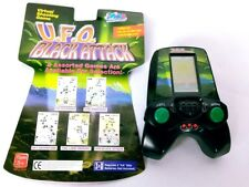 UFO Black Attack Handheld Electronic Game Motion Simulation System
