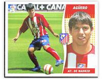 2006-2007 (Colecciones ESTE) Sergio Aguero Ultimos Fichajes No.601 Liga-Rookie