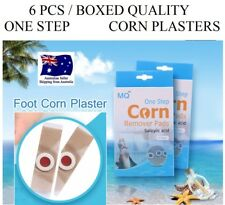 6 PCS  X Corn Pads Foot Care Callus Cushions Protection Pain Relief Feet Plaster