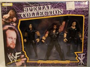 Undertaker Ruthless BCA WWE Special Collection Jakks Exclusive 3 Faces WWF Hills