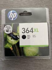 Original Genuine HP 364XL Black Inkjet Cartridge BNIB - Expired May 2018