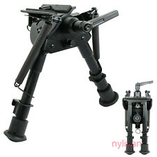 "6"" to 9"" Harris style Rifle Gun Bipod Swivel Model with Built in pivot-lock New"