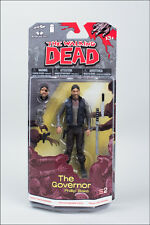 The Governor The Walking Dead Zombie Comic Serie 2 Action Figur McFarlane