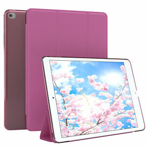 """For Apple IPAD Air 2 9.7 """" Case Tablet Case Smart Case cover Cover Pink"""
