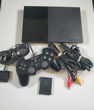 SONY PLAYSTATION 2 PS2 SLIM SCPH-90001; TESTED; OEM Controller Memory Card 90001
