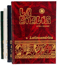 Biblia Catolica Latinoamericana Letra Grande (Spanish Edition) Assorted Color 9""
