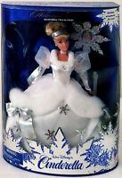 Mattel Holiday Princess Special Edition Walt Disney's Cinderella Barbie Doll