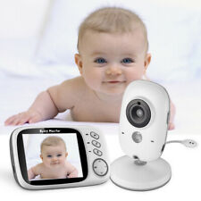 Video Baby Monitor Camera with 2 Way Talk Night Vision for Home Babycare