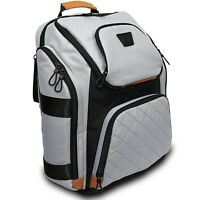 GIGGLEPLUM - Large Baby Diaper Bag Backpack w/Changing Pad (F2)