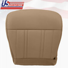 1997-1998 Ford F150 Lariat, Extended-Cab Leather Driver Bottom Prairie Tan Cover