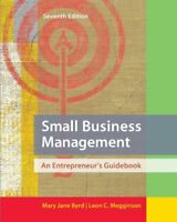 Small Business Management by Byrd