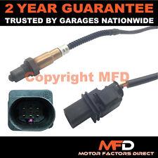 Ossigeno Lambda Sensore a banda larga per AUDI Q5 2.0 TDI (2008 -) Posteriore 5 fili