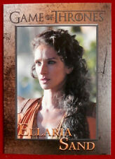 GAME OF THRONES - Season 4 - Card #78 - ELLARIA SAND - Rittenhouse 2015