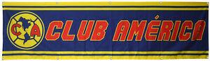 Club America Flag Banner 2X8ft Mexico futbol banner