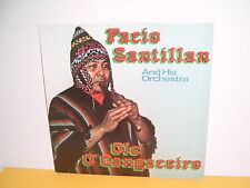 LP - FACIO SANTILLAN AND HIS ORCHESTRA - OLE O'CANGACEIRO