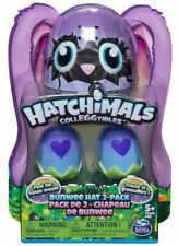 Hatchimals Colleggtibles Season 5 Bunwee Hat Mystery 2-Pack