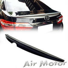 Painted Corolla Toyota Altis OE Carmox Type Rear Trunk Spoiler Wing New 14+