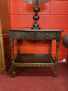 Dark Oak Console Table (2174)  **Offer Price**