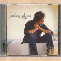 JOSH GROBAN ALL THAT ECHOES COLOR TYPE WOMEN WHITE TANK TOP