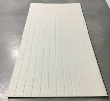 Tongue & Groove MDF Panels Grooved Butt & Bead MDF Panel x 4