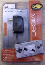 NEW Sealed Mad Catz Game boy Gameboy Micro AC 110V Power Charger Adapter