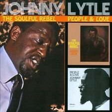 Johnny Lytle: Soulful Rebel / Peace & Love. CD Jazz