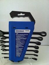 Kobalt 7 pc Multi-fit Combination Wrench Set 0359486 10 11 12 13 14 15 17 New