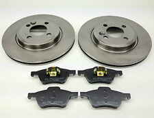MINI COOPER FRONT BRAKE DISCS AND PADS 1.6  2001-06