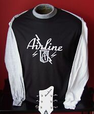 AIRLINE LONG SLEEVE T-SHIRT SIZE XXL