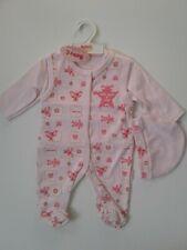 Baby girls clothes 3 piece bear star set  newborn 0-3 months