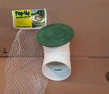 """NDS 422G 4"""" Pop-Up Drainage Emitter 90 Degree Elbow  3"""" or 4"""" Sewer & Drain Pipe"""