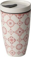 Villeroy & Boch 1042289610 to go Rose Coffee to Go Mug 0,35 L