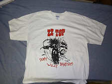 Original Vintage Zz Top Beardless T awesome L@K Large Or Xl