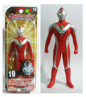"Bandai Ultra Hero Series #19 VINYL ULTRAMAN DYNA STRONG TYPE 6"" Action Figure"