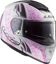 Ls2 contactos Rumble casco de moto integral m