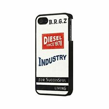 Diesel Industry Star Fabric iPhone 5/5s Hardcover Snap Case